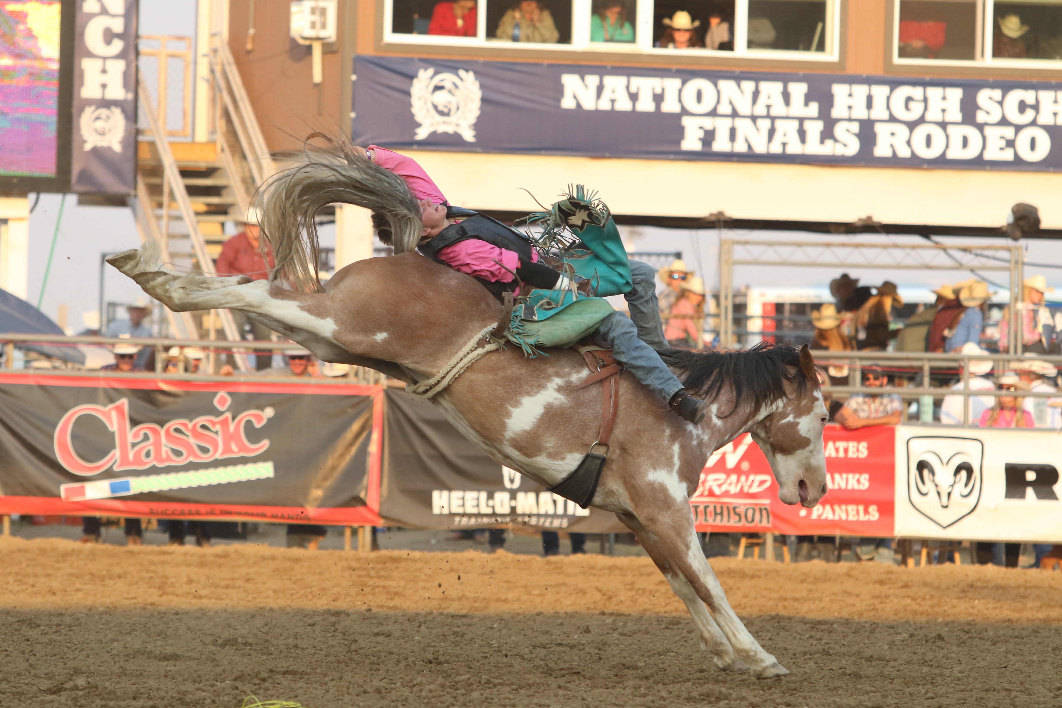 National High School Rodeo Association Nhsra